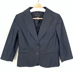 New York company blazer size 6